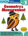 Grade 3 Geometry & Measurement von Kumon Publishing (2009, Taschenbuch)