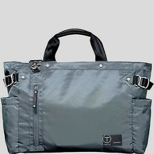 Tumi Icon Wilson E/W Tote Briefcase Computer Messenger Bag Carryon Luggage Grey