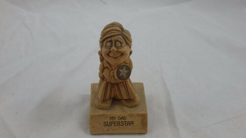 """My Dad Superstar"" Paula Figurine 1972 W248"