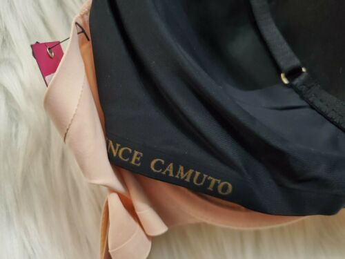 BLACK//CHAMPAGNE SZ 38C 2 PACK VINCE CAMUTO UNDERWIRE SMOOTH T-SHIRT LACE BRAS