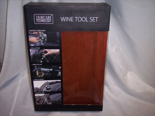 Premium Wine Gift Set Unique Bottle Opener Corkscrew All-in-one Accessories Set