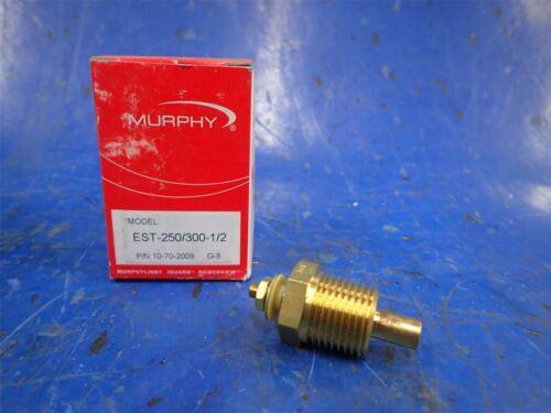 2 SET OF Murphy 3034 Sender SP2203510-70-2009 EST-250 300-.5 D-10 SP22036