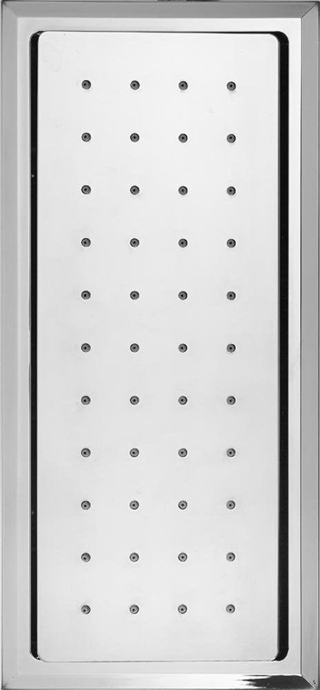 consegna rapida BOSSINI BOSSINI BOSSINI FLAT ORIENTABILE-BOX SOFFIONE LATERALE AUTOPULENTE C DIFFUSORE I00520030  qualità autentica