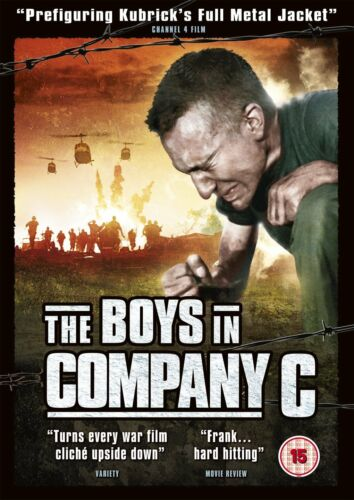 1 of 1 - The Boys in Company C [DVD] - Stan Shaw: New dvd