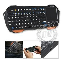 Mini Bluetooth Keyboard Wireless Remote Control for Android Windows PS3 Laptop