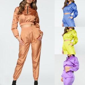 Veste et pantalon sport femme