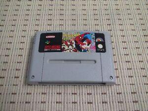 Spider-man-x-Men-Arcade-039-s-revenge-pour-super-Nintendo-snes