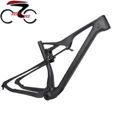 """17.5"""" 29er suspensión completa marco Mtb Xc versión Eje Pasante BB92 Bicicleta Mountain"""