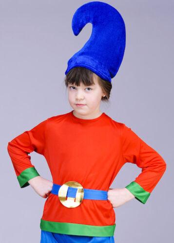 Childrens Noddy Style Blue Hat