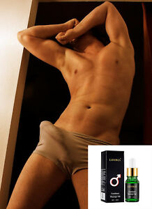 Male Penis Enlarger Oil Thicker Longer Larger 5 Inch Growth Ebay