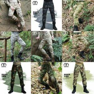 2018Mens-Army-BDU-Pants-Tactical-Combat-CS-Training-Trousers-Cargo-Pants