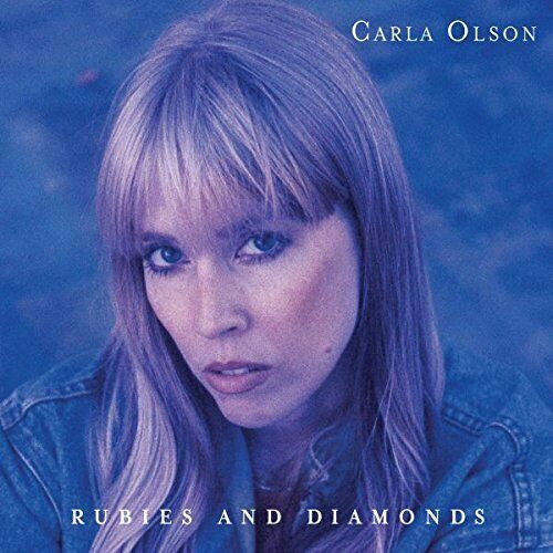 OLSON,CARLA-RUBIES & DIAMONDS (JEWL) CD NUOVO