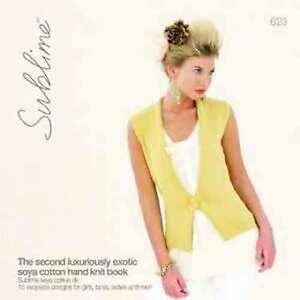 Sublime The Second Luxuriously Exotic Soya Cotton Book 623
