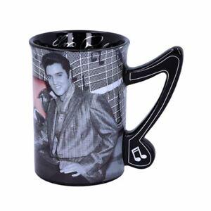 Elvis-Presley-Cadillac-455ml-Cafe-Tasse-Emballe-Rock-amp-Rouleau