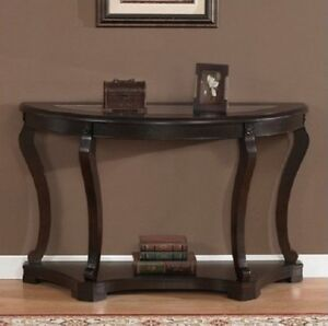 Modern-Sofa-Table-Espresso-Finished-Wood-Living-Room-Hall-Accent-Console-Tables