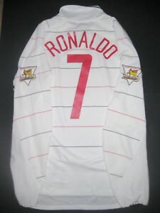 6d6771eafea Image is loading 2003-2004-Nike-Manchester-United-Cristiano-Ronaldo-Long-