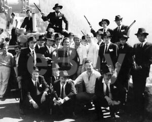 The-Italian-Job-1969-Michael-Caine-Cast-10x8-Photo