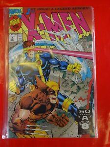 X-men-comics-Marvel-1-wolverine-cyclops-cover-variant-NEW-Nice-Comic-book-90s