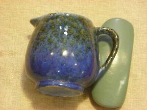 Vintage-Fowler-ware-Jug-interesting-glaze-and-good-size