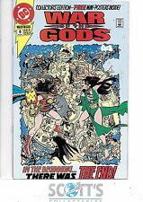 War of the Gods  #4  NM  Perez