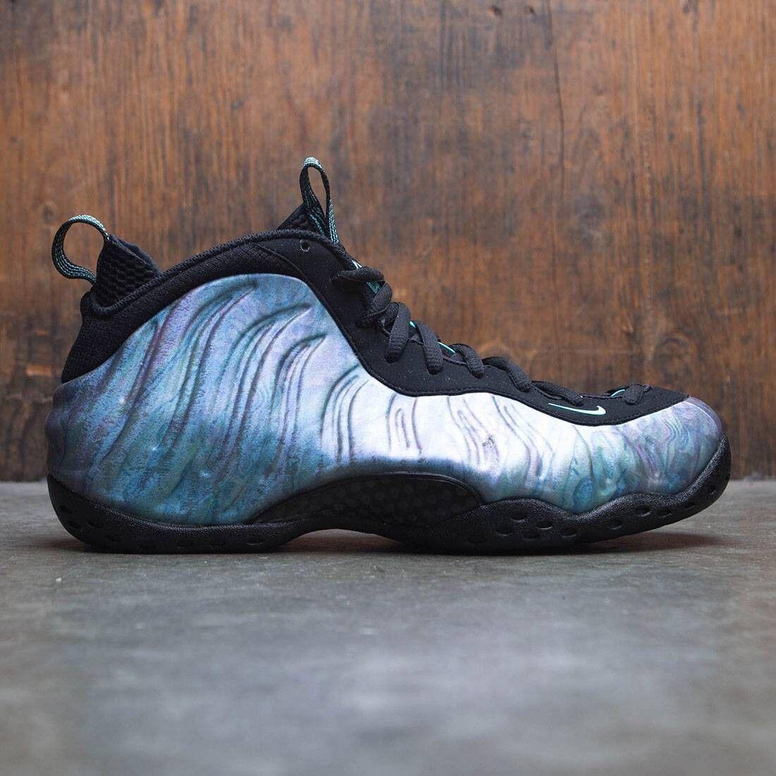 de nouvelles chaussures pour hommes et femmes, air temps limité discount nike air femmes, foamposite un prm abalone multicolor confortable 33a84a