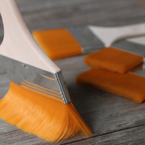 12 Stück Fächerpinsel Set  Künstlerpinsel Pinsel für Acryl und-Ölmalerei beste