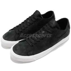 best service 0b8b4 1388c Image is loading Nike-SB-Zoom-Blazer-Low-Decon-Black-Anthracite-