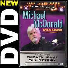 Michael McDonald: Tribute To Motown (DVD) Soft Rock, Toni Braxton, Take 6