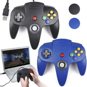 Retrolink Wired USB Classic N64 Controller Gamepad for PC