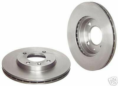 PADS SET !NEW !WOW! FORD COUGAR 2.0 FRONT BRAKE DISCS