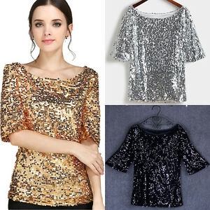 Find sequin tops for women at ShopStyle. Shop the latest collection of sequin tops for women from the most popular stores - all in one place.