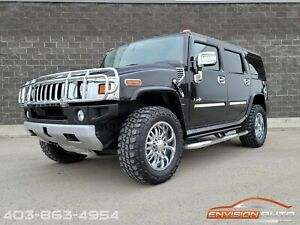 2008 Hummer H2 SUV LUXURY PACKAGE \  SEDONA LEATHER