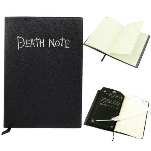 Death Note Buch Tagebuch Agenda Schöne Mode Anime Thema Schule Groß Writ …