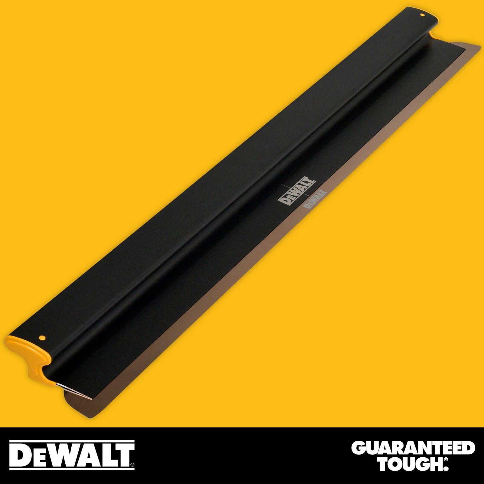 DEWALT Drywall Skimming Blade 48  Finishing Tool Stainless Steel Paint Scraper