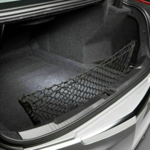 Trunk Envelope Vertical Style Cargo Net for Cadillac ATS 2013-2019 CTS 2014-2019