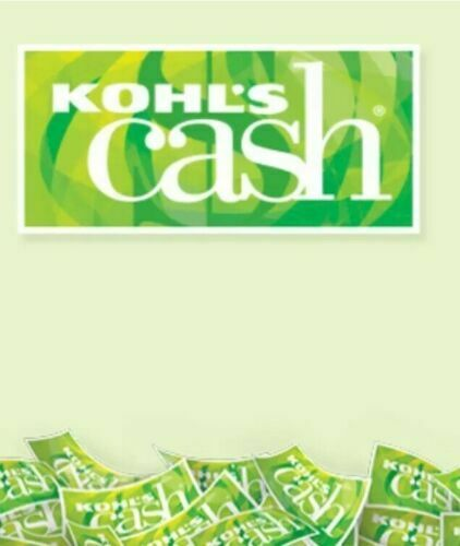 Kohl S Department Store Coupons For Sale Ebay