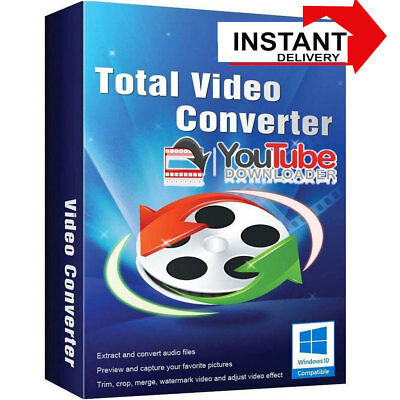 YouTube Downloader Video File Converter - Fast Digital Delivery Download |  eBay