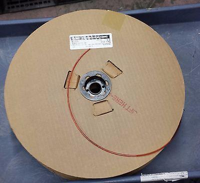 "TIUB07Y-305 SMC Polyurethane Tubing Pu 0.17/"" Id 1000 FT Reel 1//4/"" Od"