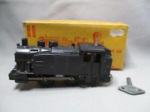 Acheter Pas Cher Ak436 Jouef Ho Locomotive Mecanique Type Manoeuvre Ref. 535 Bon Etat Haute Qualité Et Bas Frais GéNéRaux