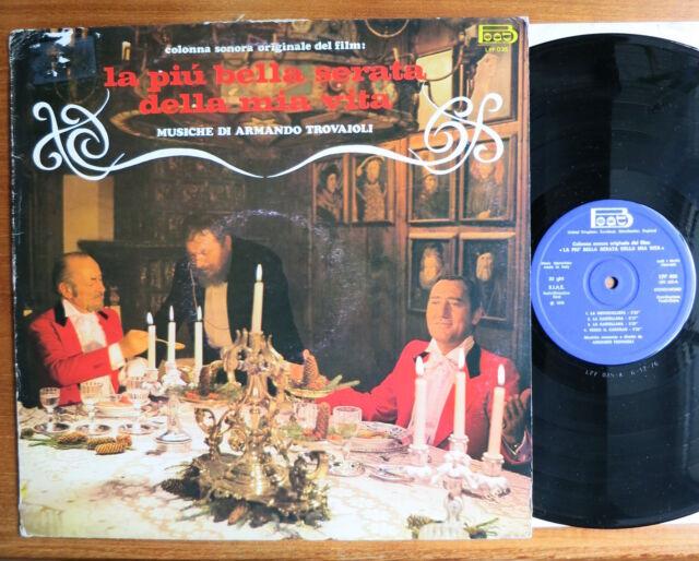 Armando Trovaioli – La Più Bella Serata Della Mia Vita  LP  Beat – LPF 035  IT