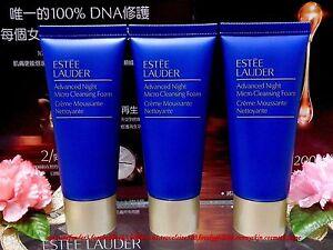SALE-Estee-Lauder-Advanced-Night-Micro-Anti-Wrinkle-Cleansing-Foam-30MLX3-NEW
