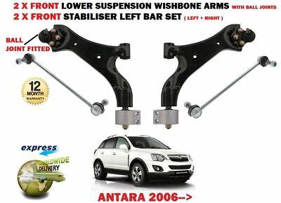 FOR CHEVROLET CAPTIVA VAUXHALL ANTARA FRONT RIGHT SUSPENSION WISHBONE ARM