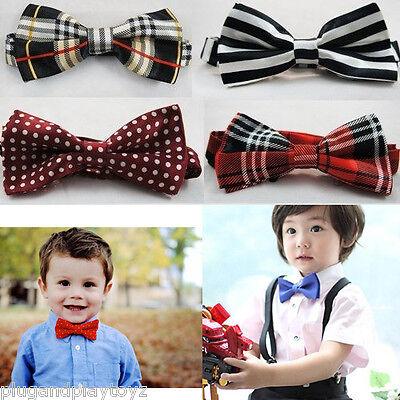 Classic Solid Satin Mens Adjustable Tuxedo Bowtie Wedding Party Doctor Bow Tie
