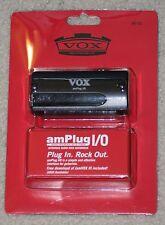 Vox amPlug I/O Guitar Headphone/USB Audio Interface w/tuner! Jamvox III download