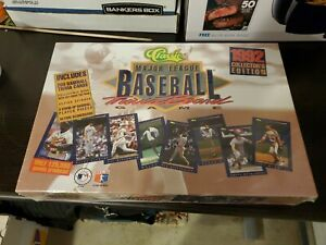 Classic-1992-Major-League-Baseball-Board-Game-Brand-New-Factory-Sealed