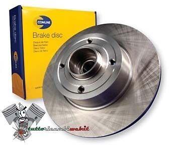 0.8 1//2007    ADC1607 451 DISCHI COMLINE ANT SMART FORTWO Cabrio