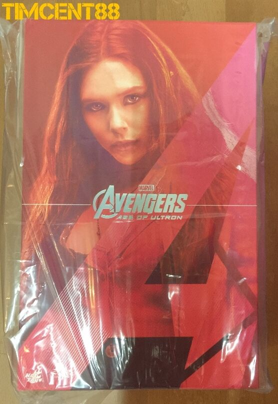 Hot Toys MMS301 Avengers Age of Ultron Scarlet Witch Elizabeth Elizabeth Elizabeth Olsen Wanda AOU 1a3c2d