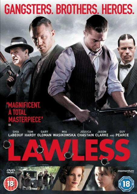Lawless (2012) (DVD)