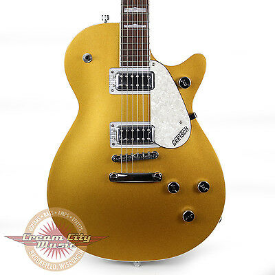 Brand New Gretsch G5438 Electromatic Pro Jet Electric Guitar in Gold