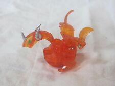 Bakugan Subterra 680g Translucent Orange  Ultra Dragonoid